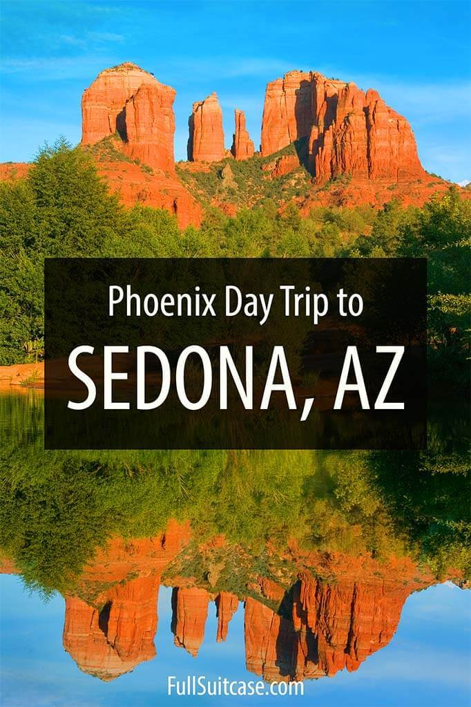 Complete guide for Phoenix to Sedona day trip