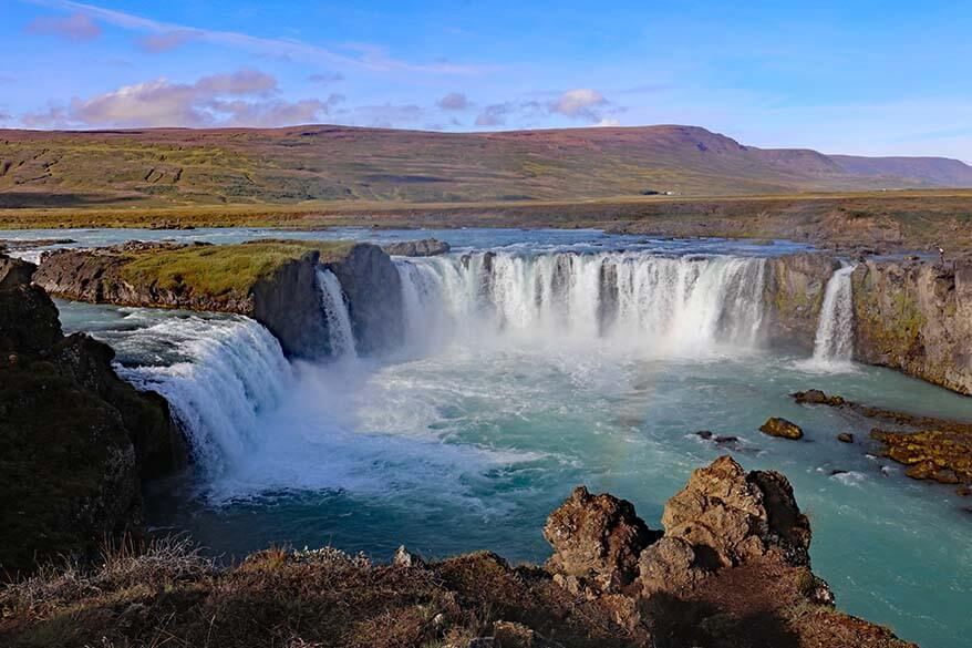 Places to see in Iceland - Godafoss