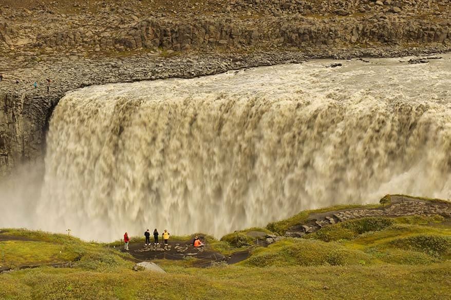 Places to visit in Iceland - Dettifoss