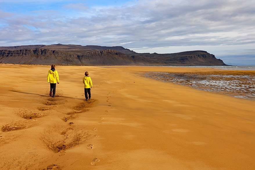 Places to visit in Iceland - Westfjords