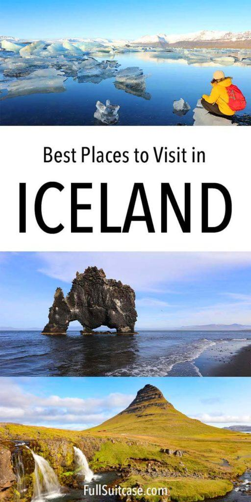 Places to visit in Iceland - ultimate guide for first time visitors