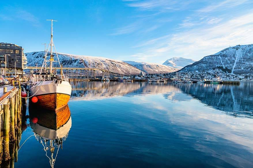 Planning a winter trip to Tromso - itinerary and practical info