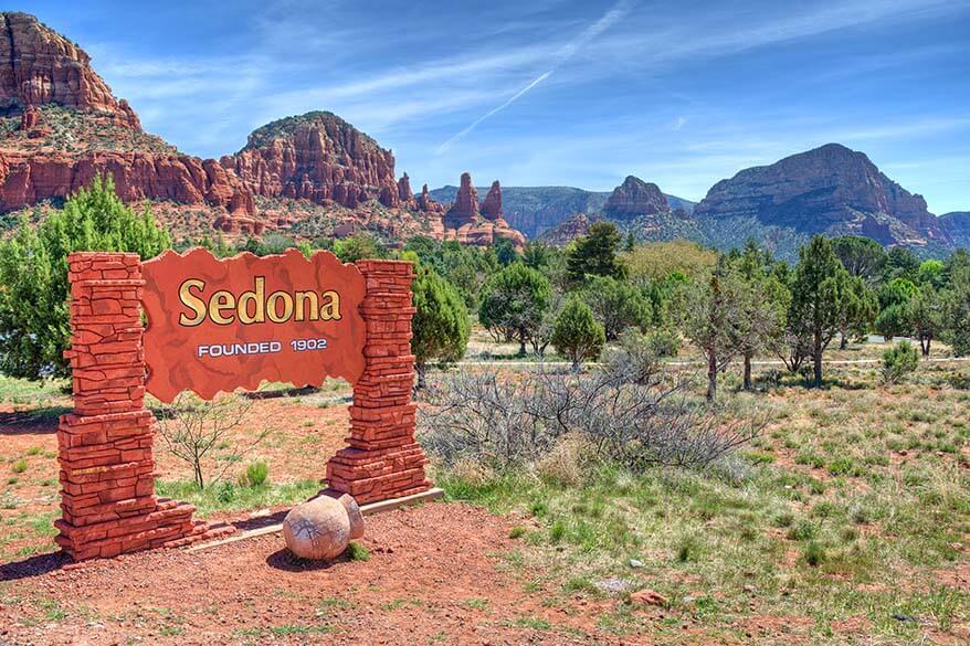 Sedona day trip