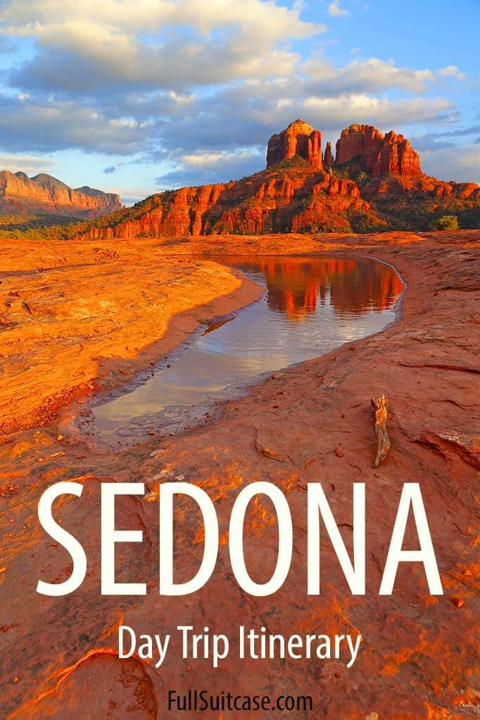 Sedona in one day - itinerary and practical tips