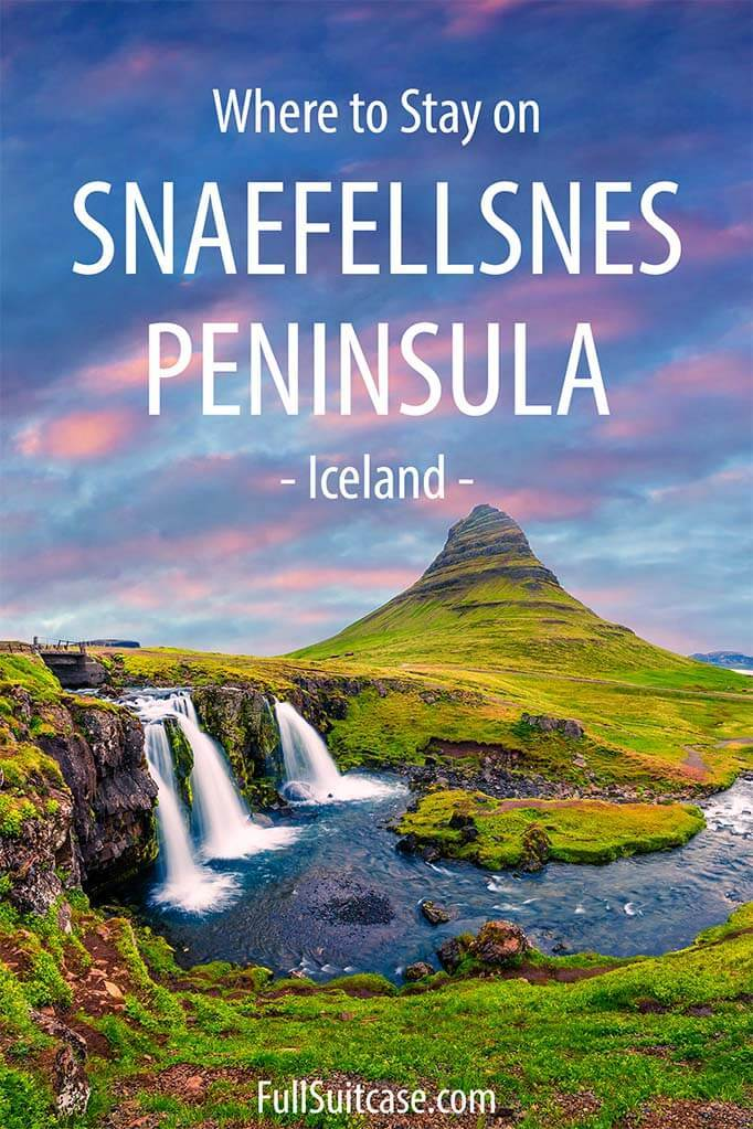Snaefellsnes hotels and accommodation guide
