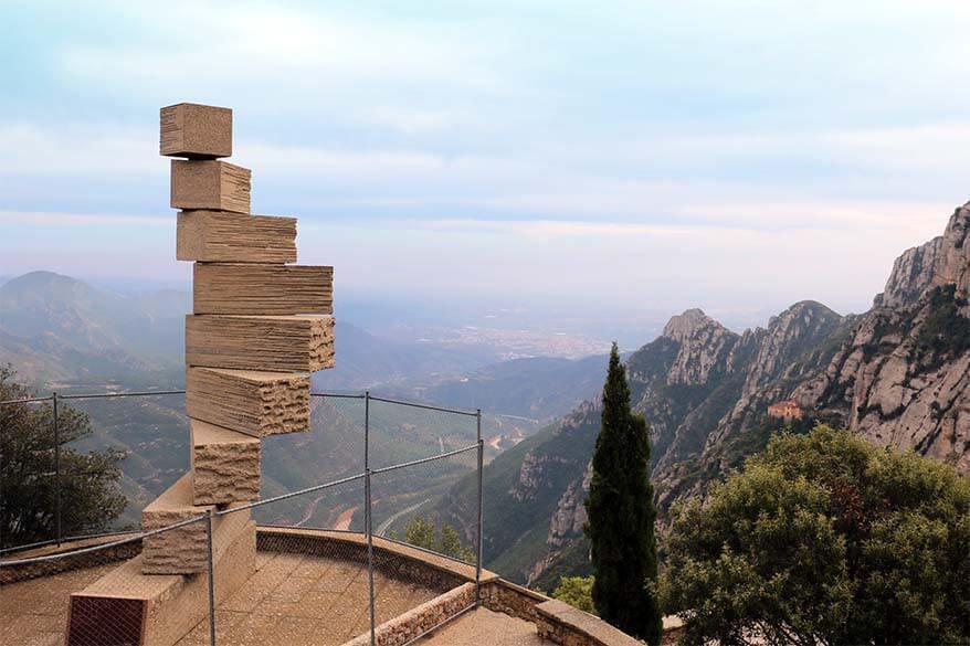 Stairway to Heaven - Montserrat, Spain