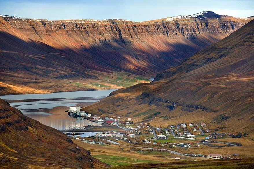 Things to do in Iceland - visit East Fjords