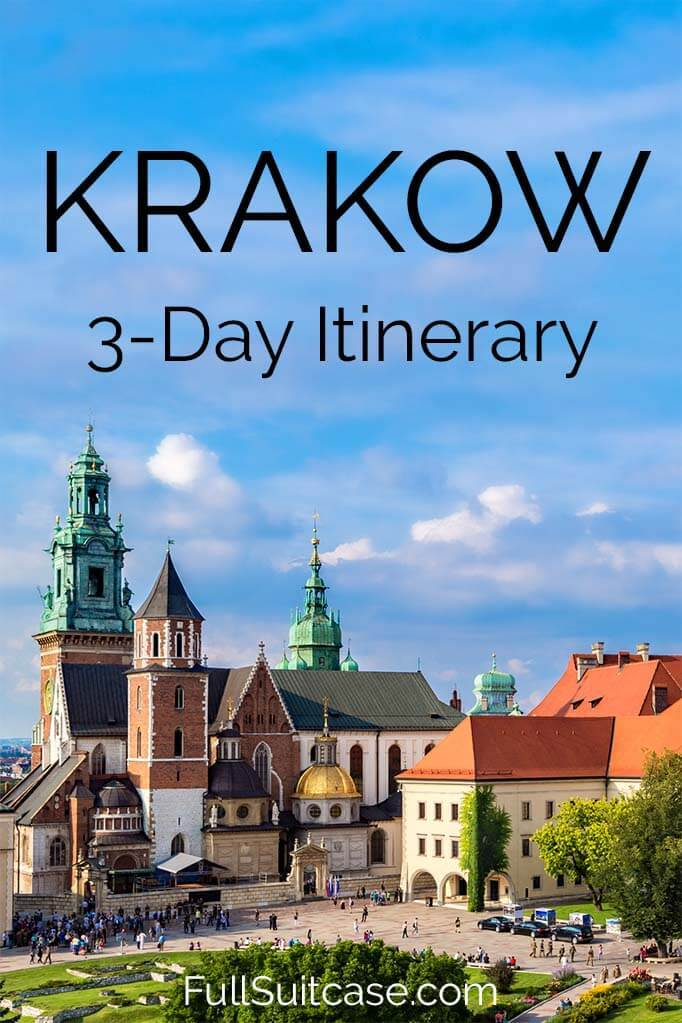 Three days in Krakow