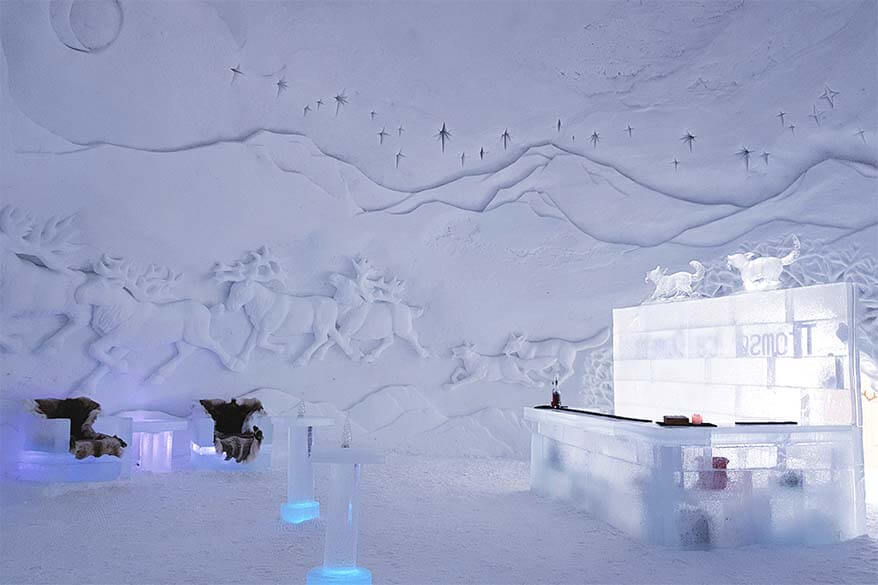 Tromso Ice Domes is a nice addition to any Tromso winter itinerary