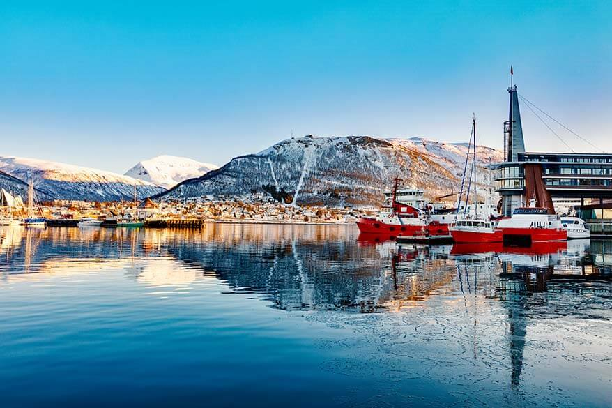 Tromso itinerary for a winter trip