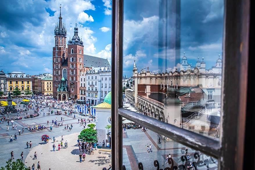 Where to stay on Krakow weekend break