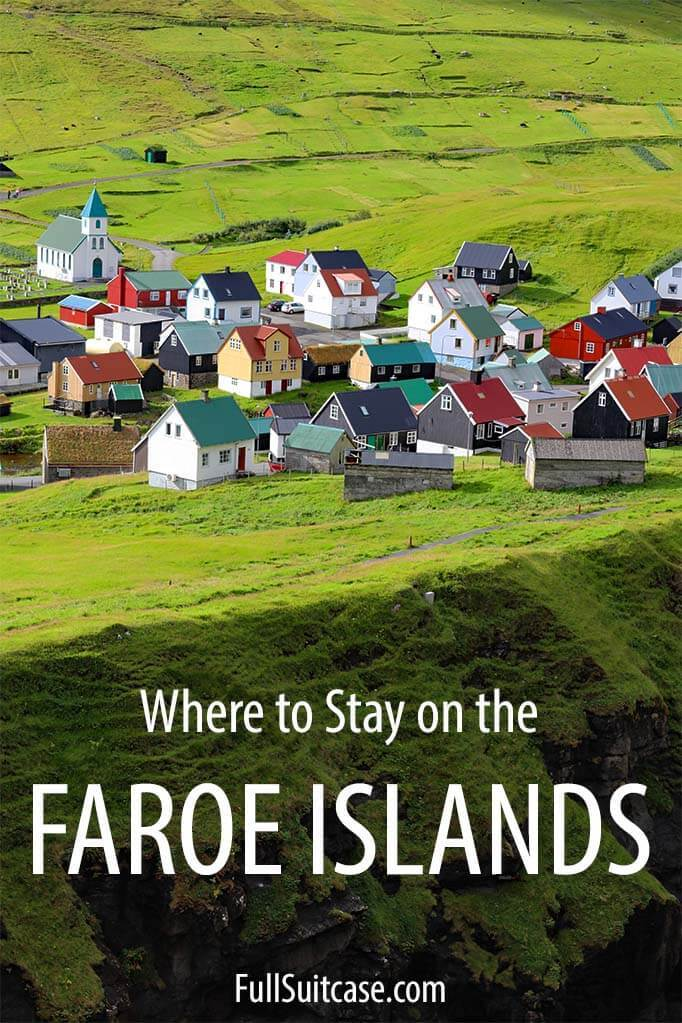 Faroe Islands hotels and accommodation guide