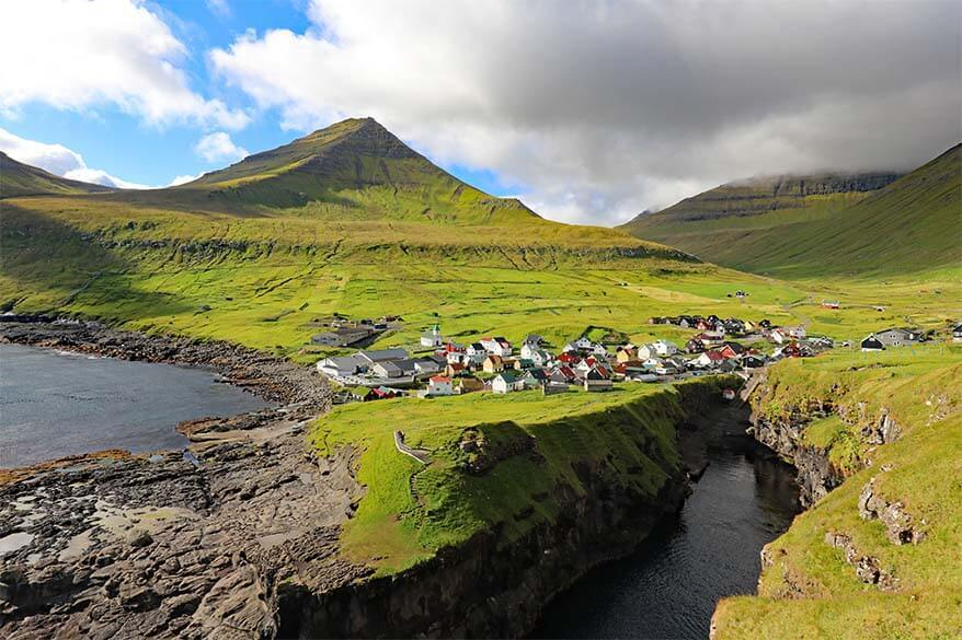 Gjogv - Faroe Islands