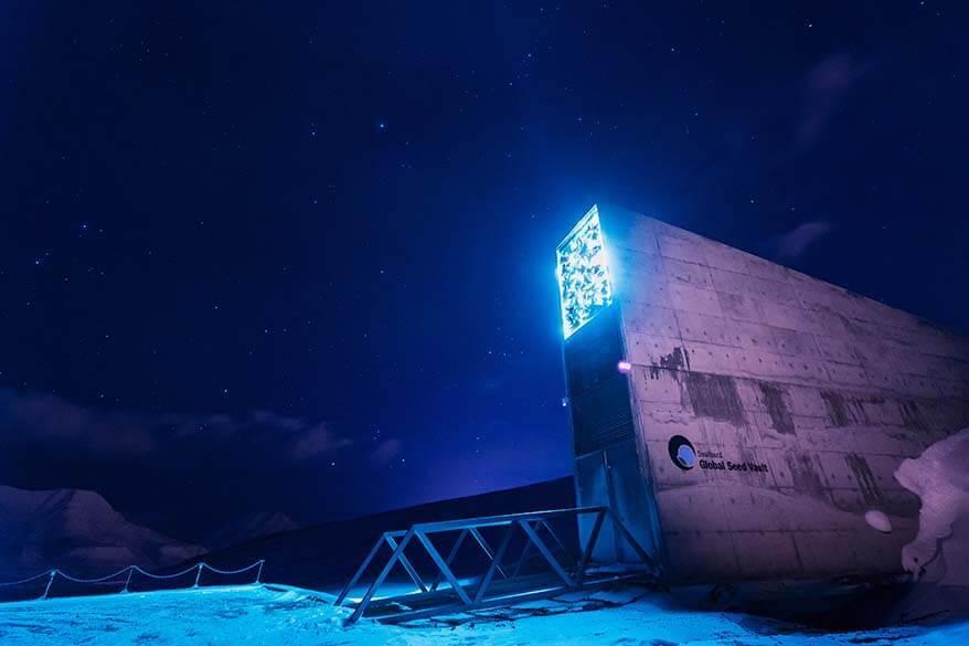 Global Seed Vault in Svalbard