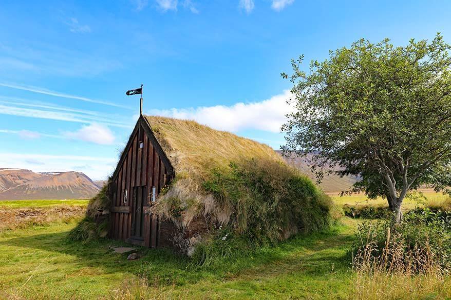 Grafarkirkja - the Oldest Church in Iceland