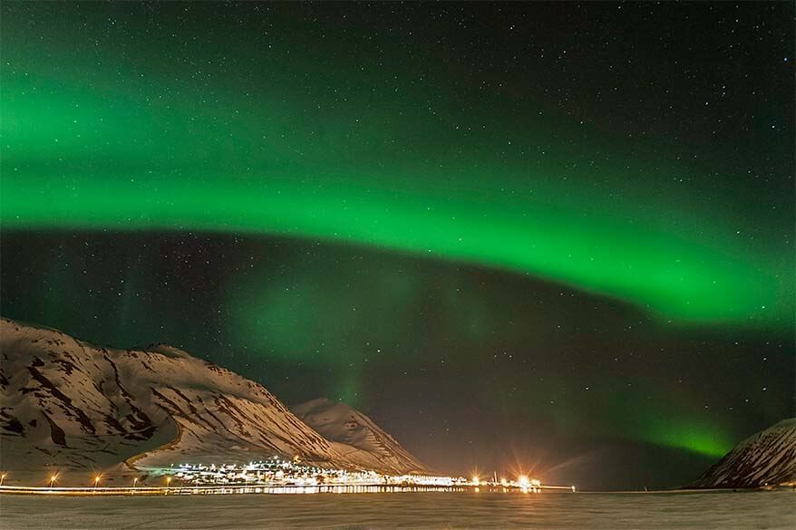 Northern Lights in Siglufjordur