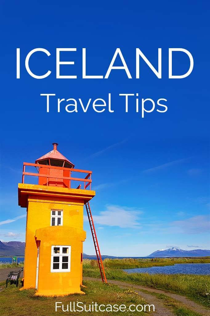 Tips for visiting Iceland for the first time