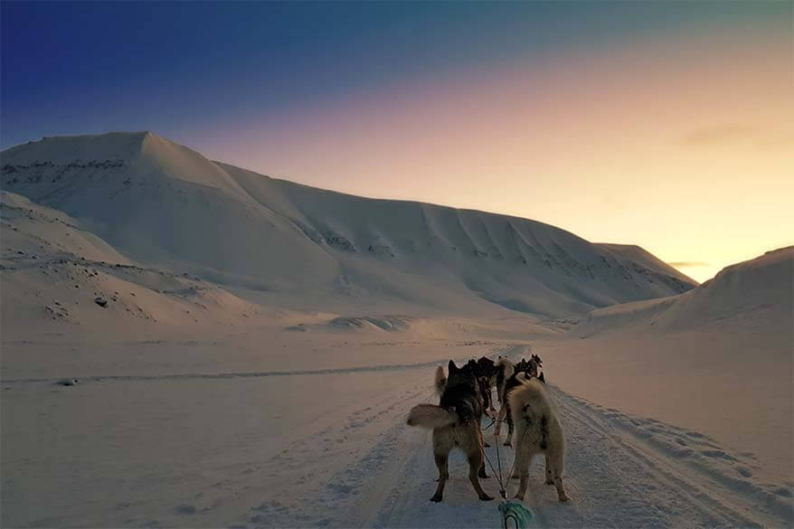 Visit Svalbard for stunning landscapes and amazing outdoor activities