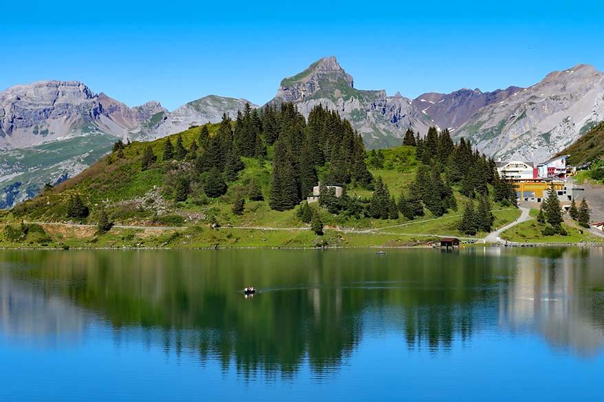 Review of Berghotel Trübsee in Engelberg, Switzerland
