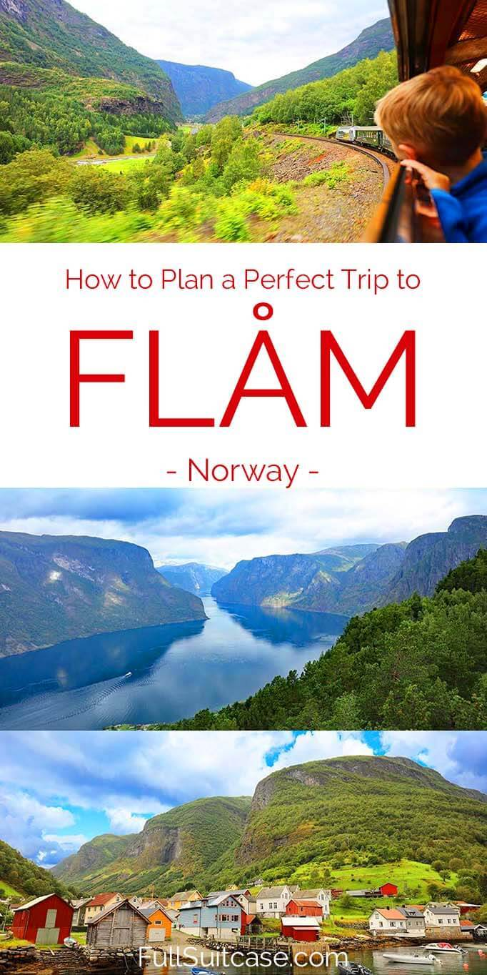 Best things to do in Flam Norway and 1 day itinerary