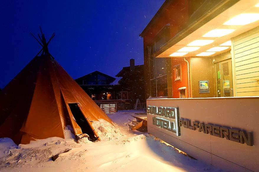 Complete guide to Longyearbyen Svalbard hotels