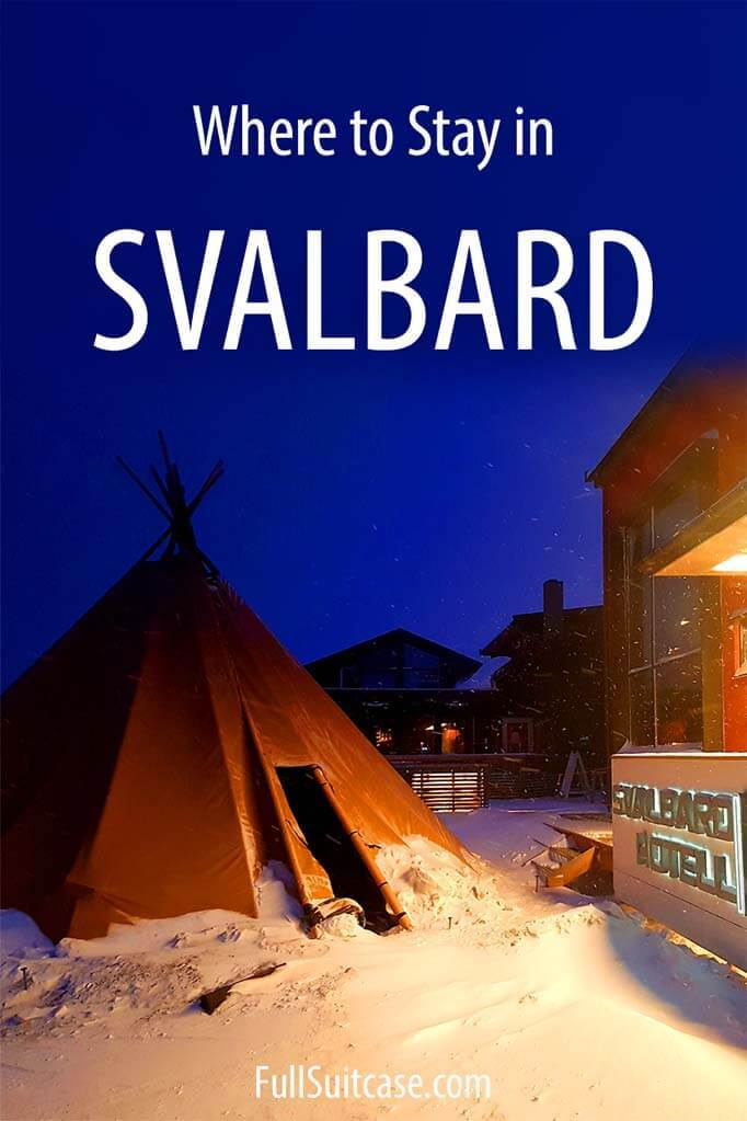 Guide to Svalbard hotels and accommodation