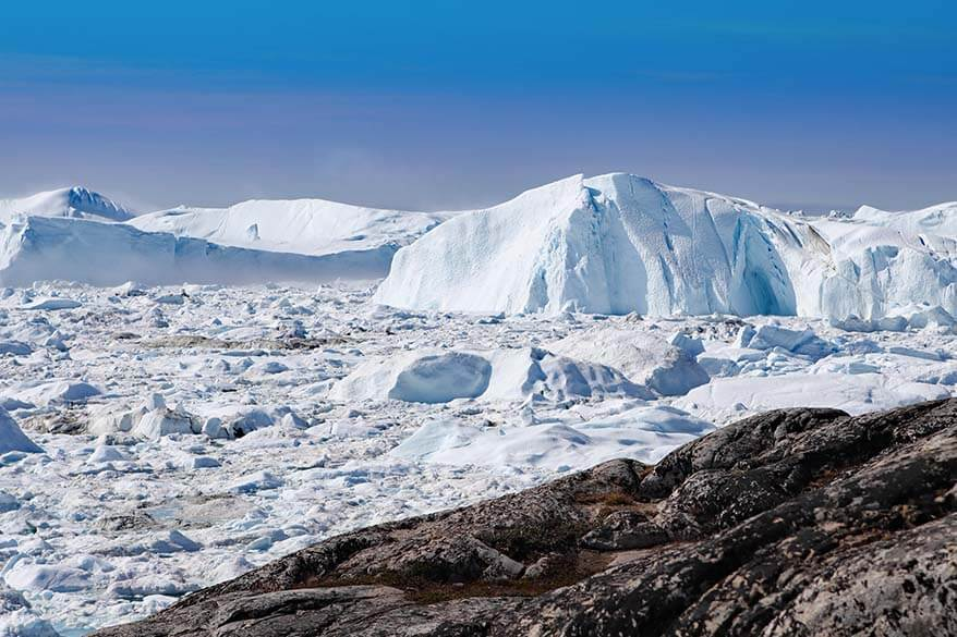 Guide to visiting Ilulissat Icefjord