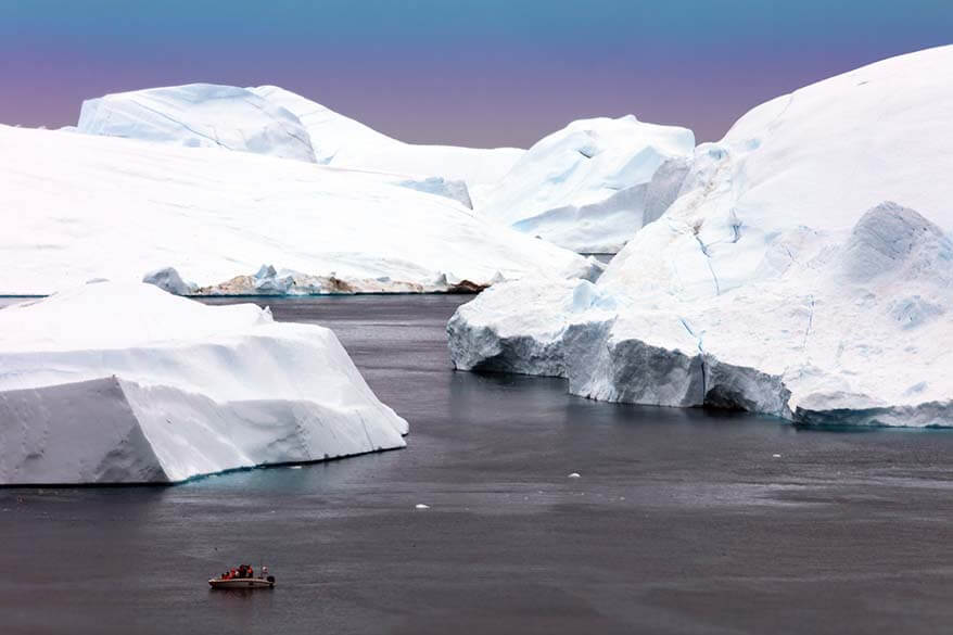 How to Visit Ilulissat Icefjord: Best Hikes, Tours & Tips