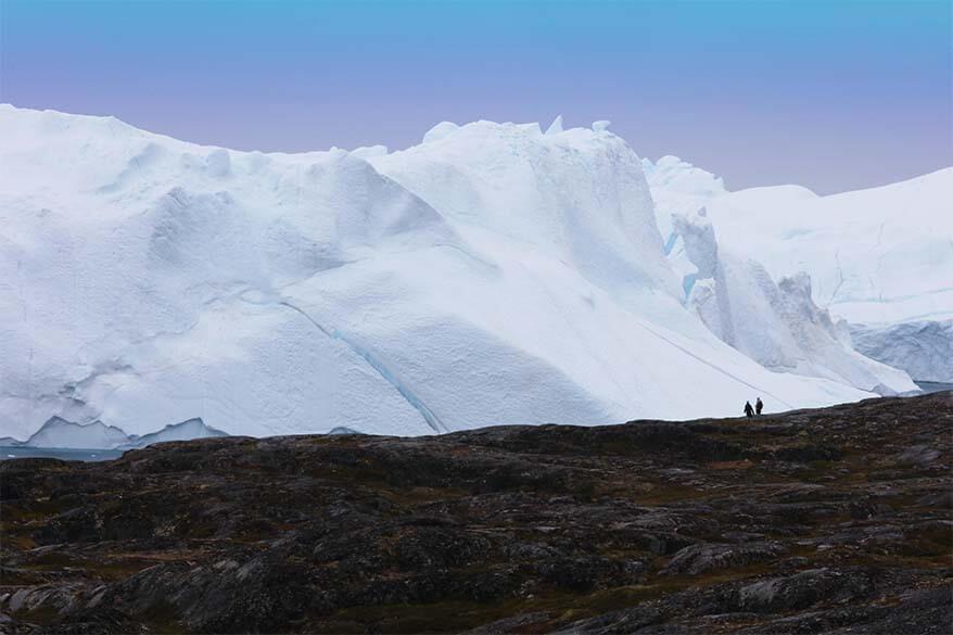 Kangia - Ilulissat Icefjord