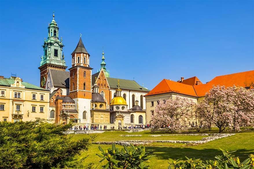 Krakow tips - book tickets for Wawel Castle in advance