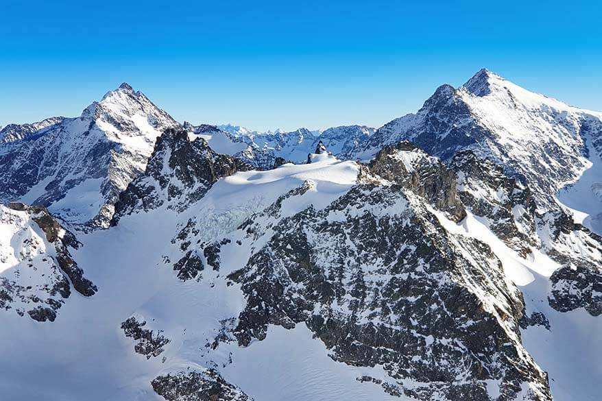 Mount Titlis tour and information for your visit