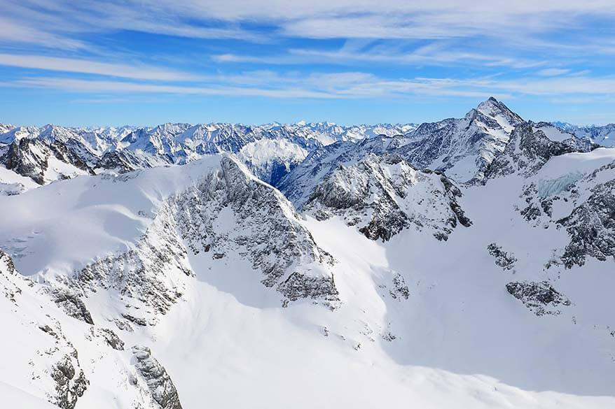 Mt Titlis tour - one of the best day trips in Switzerland