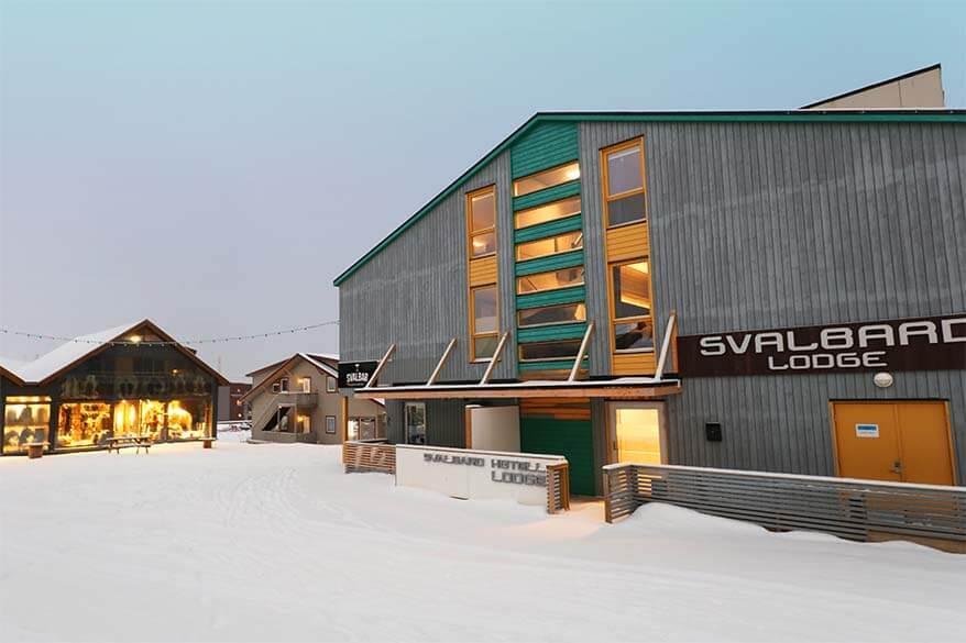 Svalbard Hotel Lodge in Longyearbyen