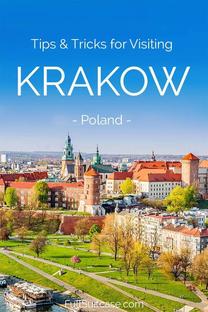 Tips and tricks for a trip to Krakow in Poland