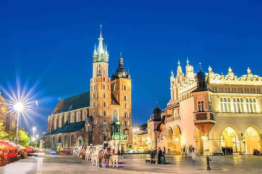 Travel tips for visiting Krakow