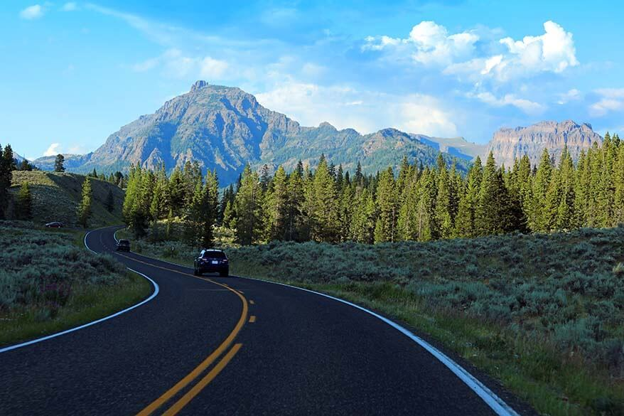 Visiting Yellowstone in July - August