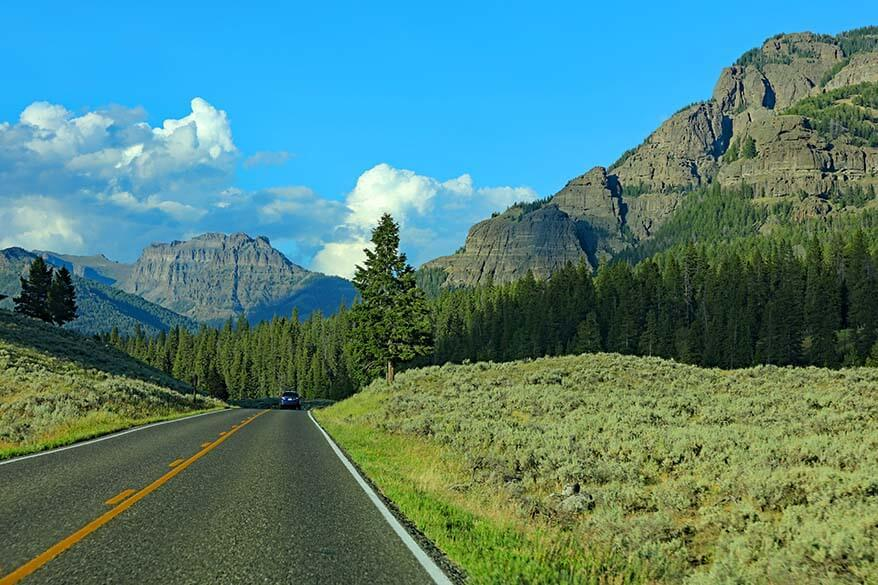 Yellowstone in July and August - complete guide and tips for your visit