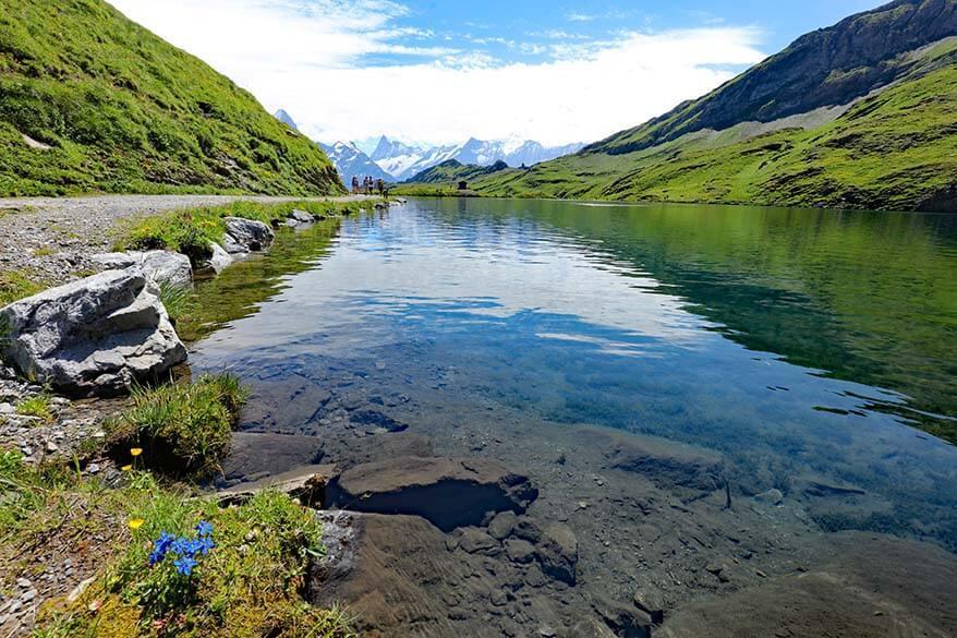 Bachalp Lake
