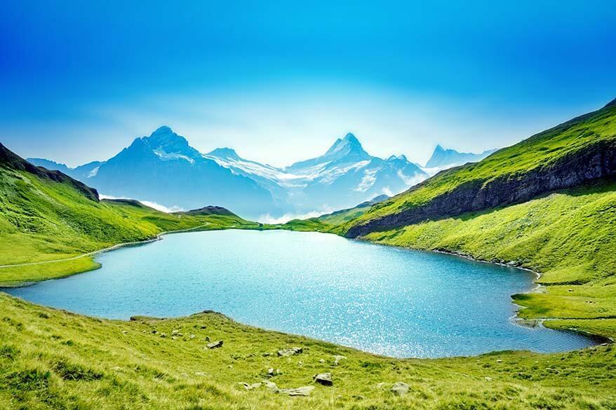 Bachalpsee - Lake Bachalp