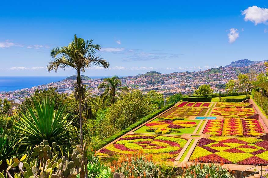 Best cities in Portugal - Funchal