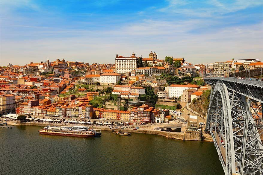 Best cities in Portugal - Porto