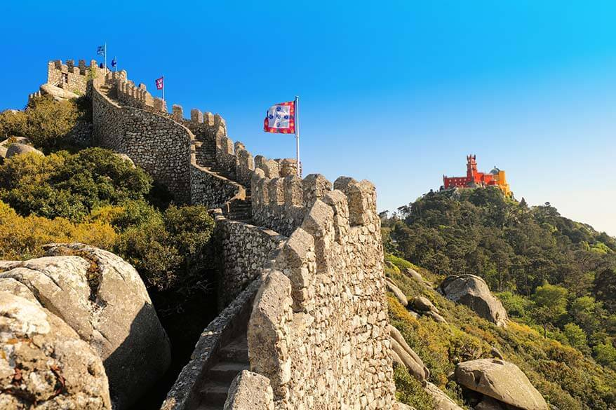 Best towns in Portugal - Sintra