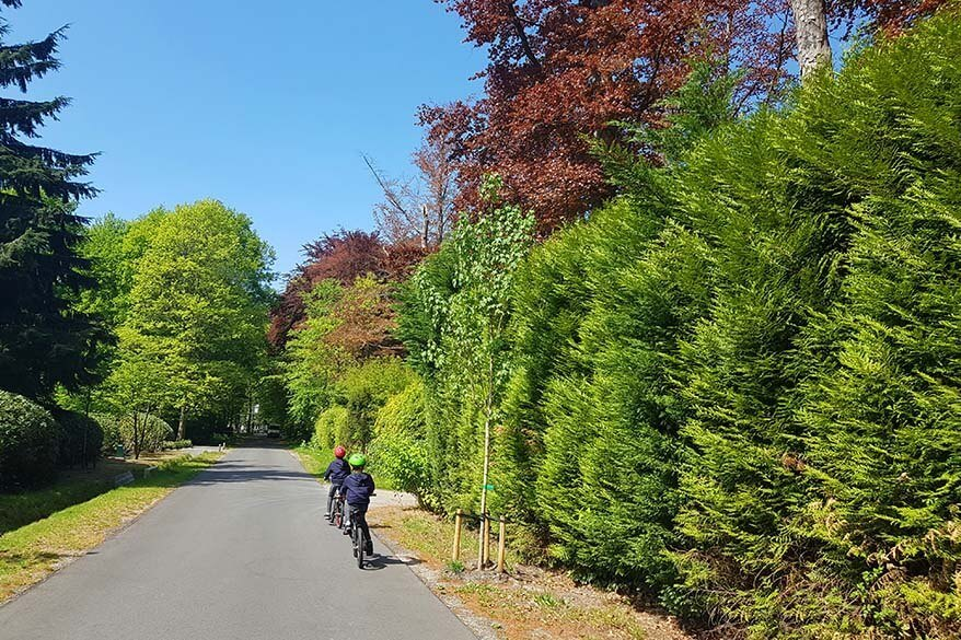 Bike ride - coronavirus diary day 48