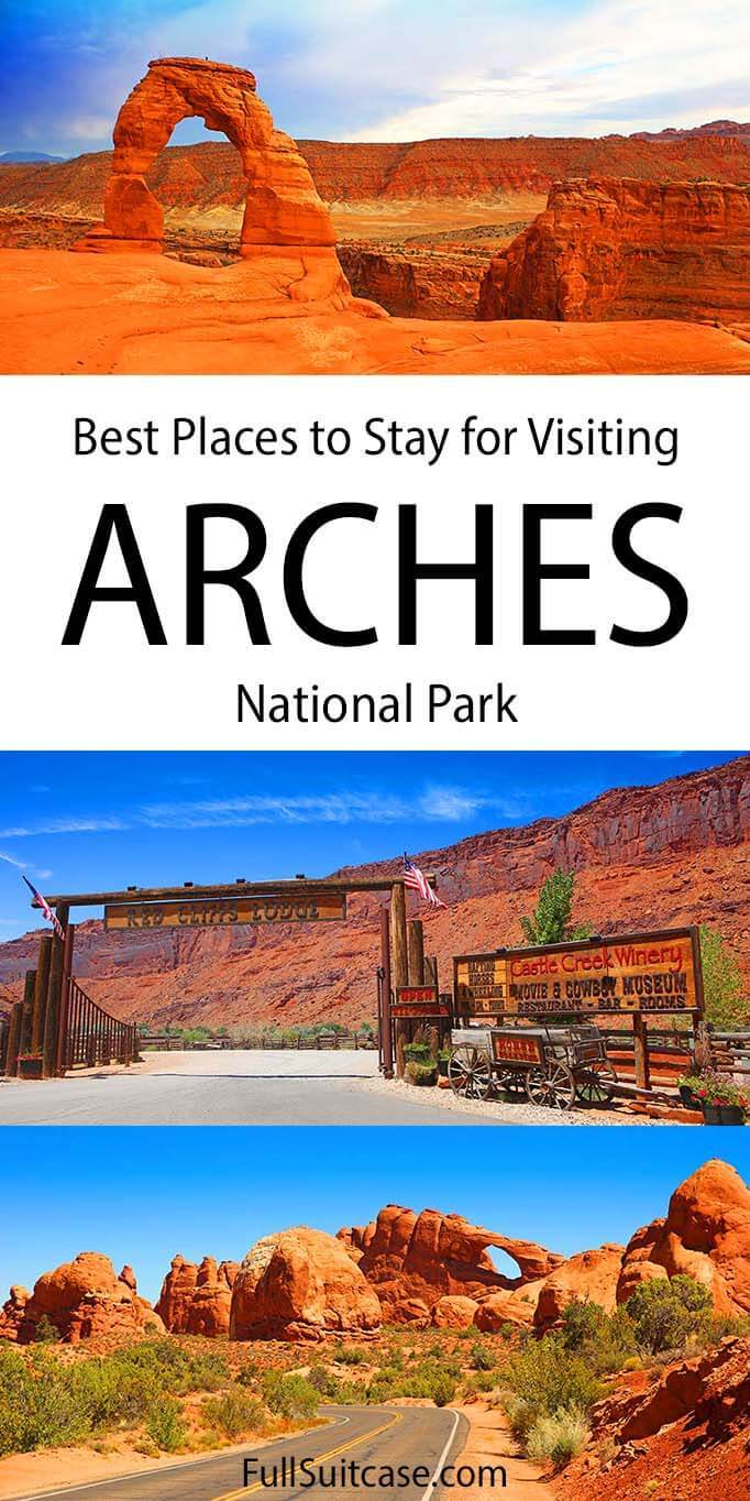 Complete guide to Moab hotels