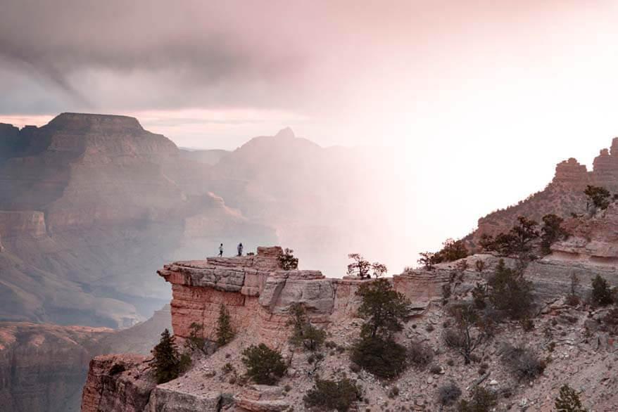Grand Canyon in November