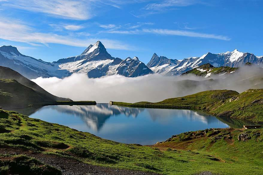 Guide to Bachalpsee - Bachalp Lake in Switzerland