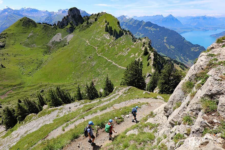 Guide to hiking at Schynige Platte in Switzerland