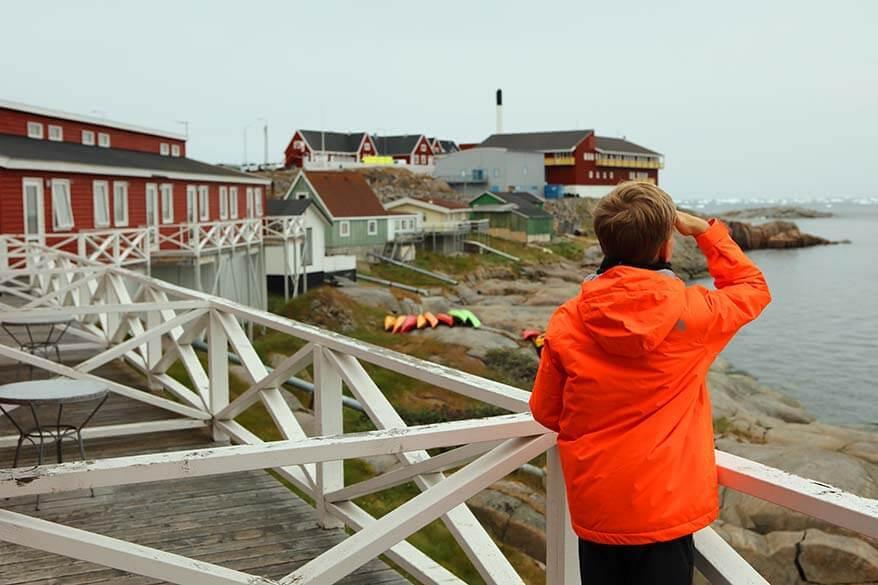 Hotel Hvide Falk in Ilulissat