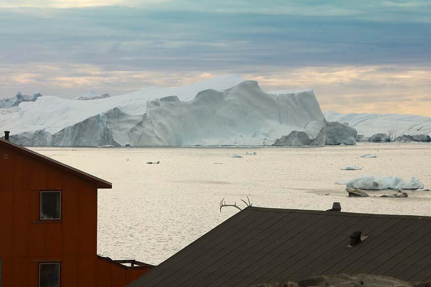 Ilulissat accommodation and hotels