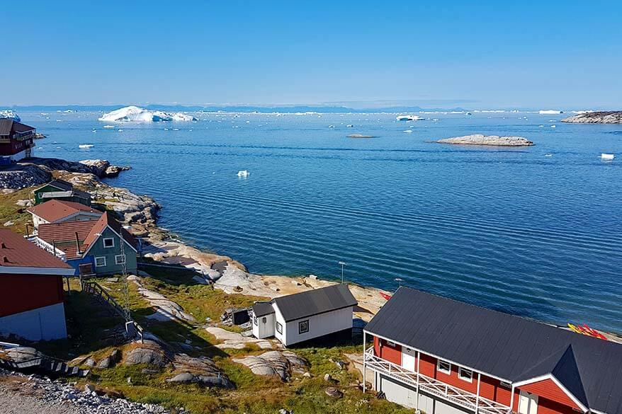 Ilulissat hotels and accommodation - complete guide on where to stay
